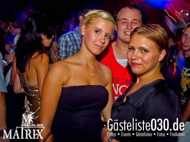 https://www.gaesteliste030.de/Partyfoto #62 Matrix Berlin vom 29.08.2012