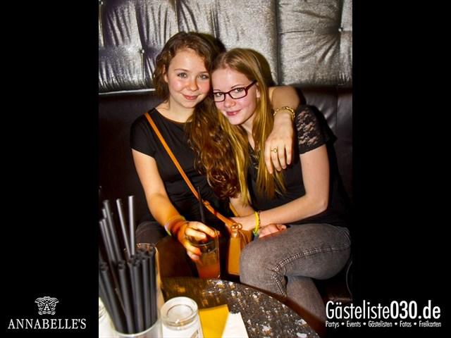 https://www.gaesteliste030.de/Partyfoto #84 Annabelle's Berlin vom 01.12.2012
