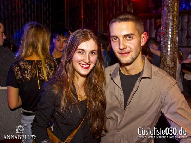 https://www.gaesteliste030.de/Partyfoto #53 Annabelle's Berlin vom 01.12.2012