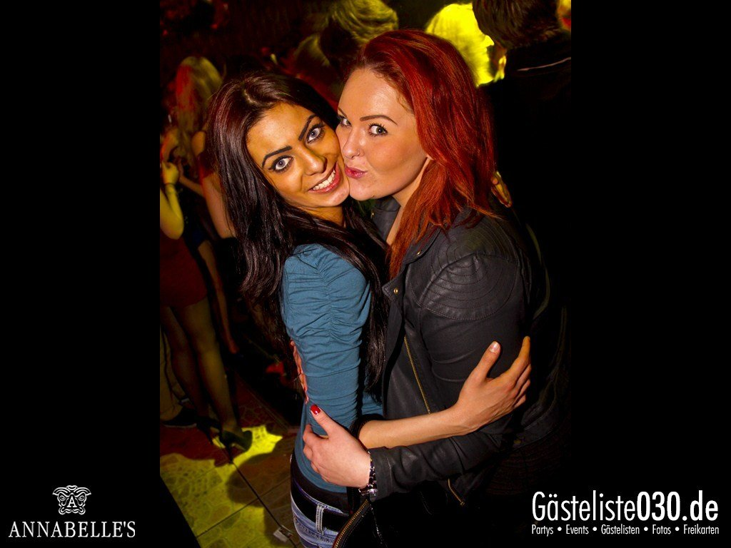 Partyfoto #48 Annabelle's 01.12.2012 Yes We Can