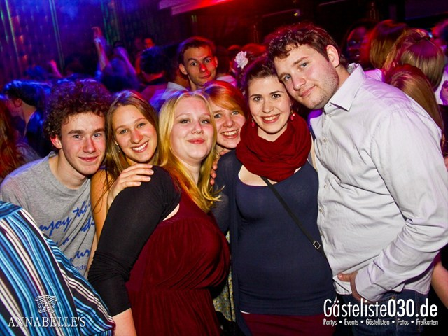 Partypics Annabelle's 01.12.2012 Yes We Can