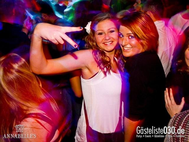https://www.gaesteliste030.de/Partyfoto #7 Annabelle's Berlin vom 01.12.2012