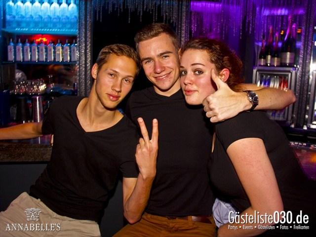 https://www.gaesteliste030.de/Partyfoto #70 Annabelle's Berlin vom 01.12.2012