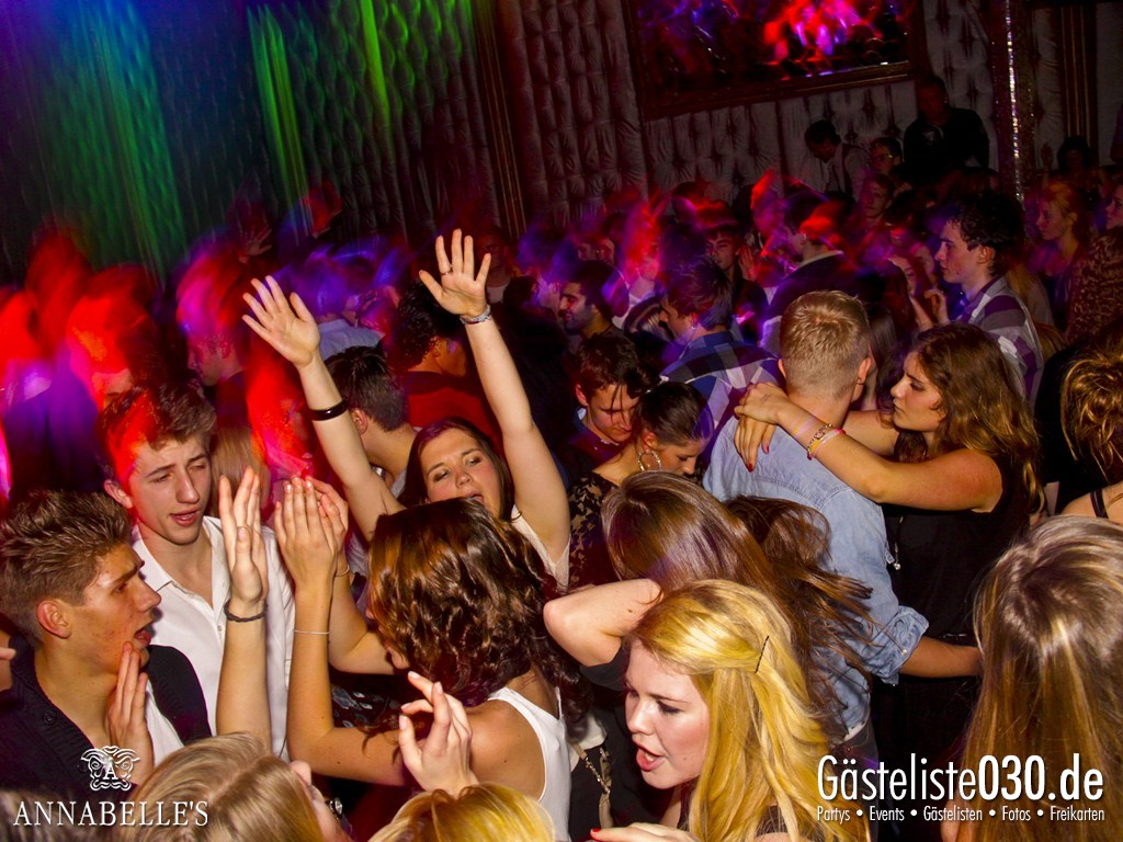 Partyfoto #49 Annabelle's 01.12.2012 Yes We Can