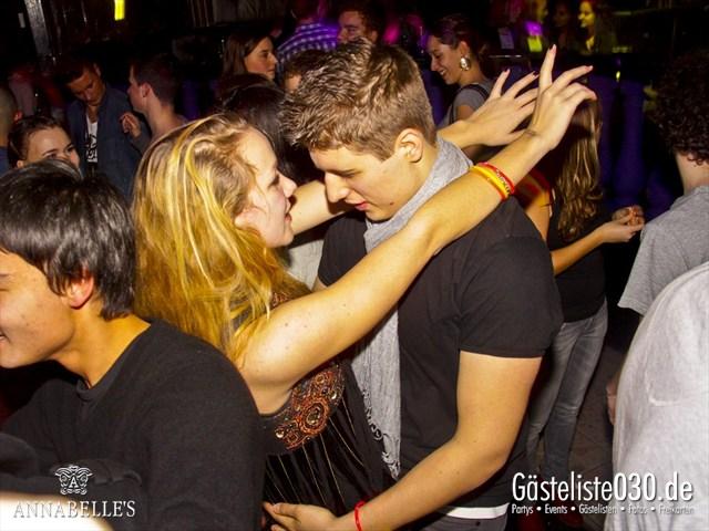https://www.gaesteliste030.de/Partyfoto #72 Annabelle's Berlin vom 01.12.2012