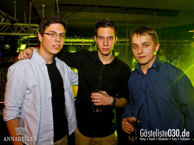 https://www.gaesteliste030.de/Partyfoto #36 Annabelle's Berlin vom 01.12.2012