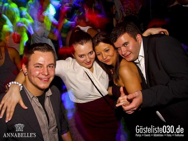 https://www.gaesteliste030.de/Partyfoto #21 Annabelle's Berlin vom 01.12.2012