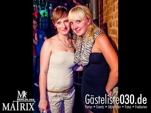 https://www.gaesteliste030.de/Partyfoto #84 Matrix Berlin vom 18.07.2012