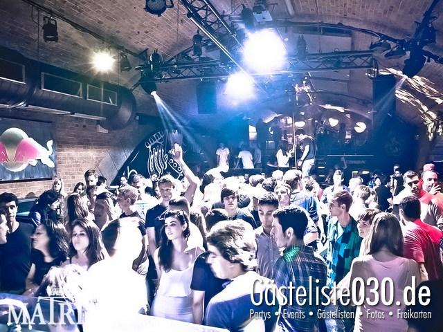 https://www.gaesteliste030.de/Partyfoto #101 Matrix Berlin vom 18.07.2012