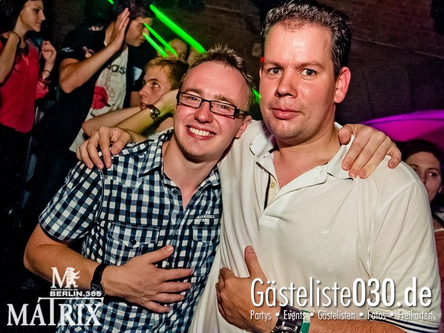 https://www.gaesteliste030.de/Partyfoto #83 Matrix Berlin vom 18.07.2012