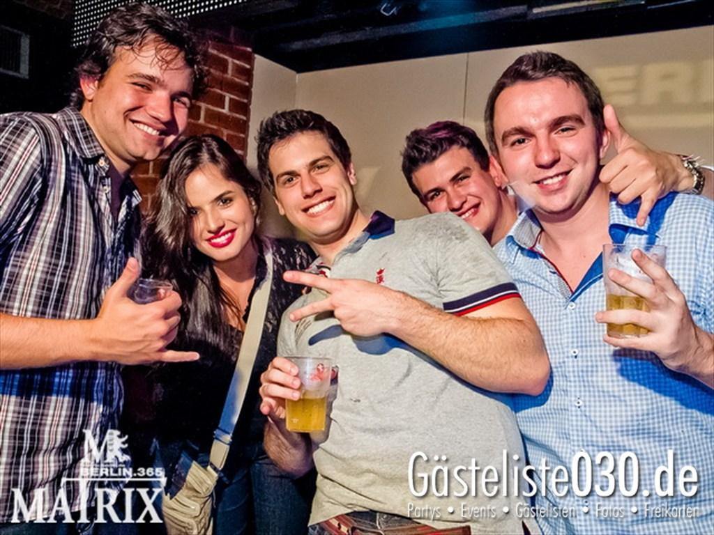 Partyfoto #50 Matrix 18.07.2012 Allure