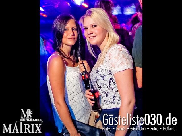https://www.gaesteliste030.de/Partyfoto #9 Matrix Berlin vom 18.07.2012