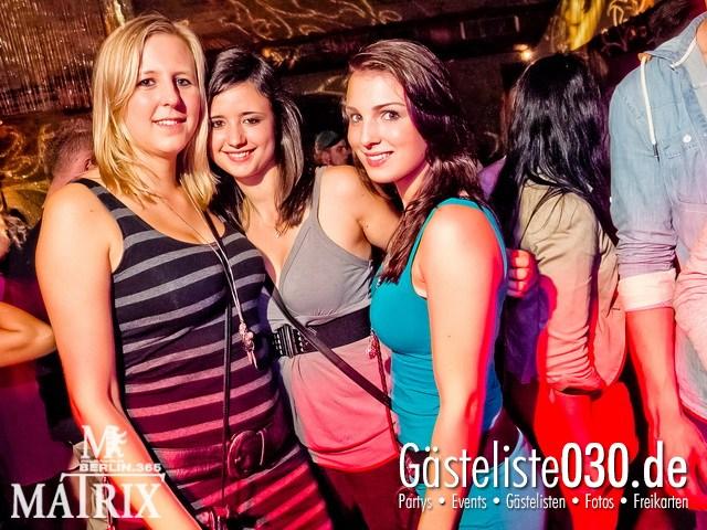 https://www.gaesteliste030.de/Partyfoto #89 Matrix Berlin vom 18.07.2012