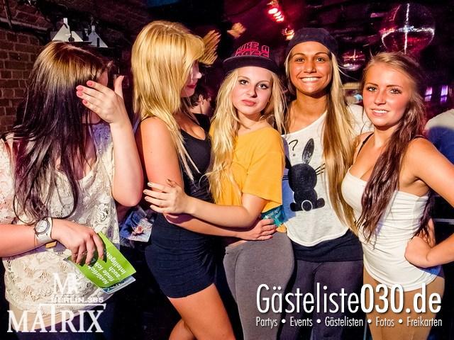 https://www.gaesteliste030.de/Partyfoto #5 Matrix Berlin vom 18.07.2012