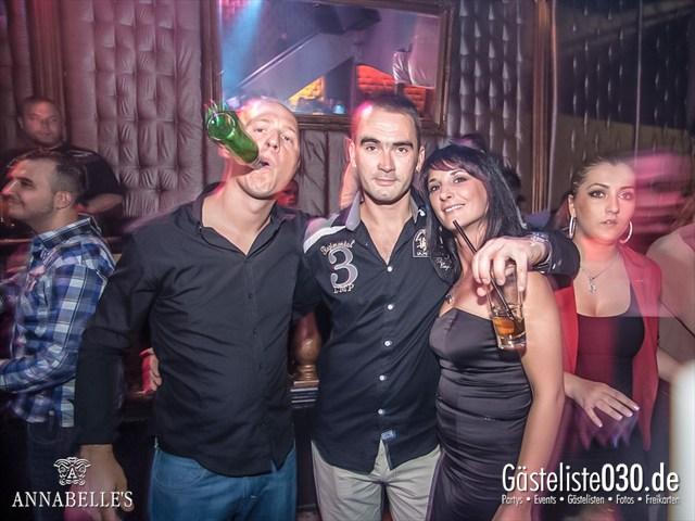 https://www.gaesteliste030.de/Partyfoto #8 Annabelle's Berlin vom 13.10.2012
