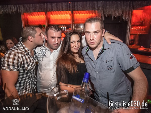 https://www.gaesteliste030.de/Partyfoto #19 Annabelle's Berlin vom 13.10.2012