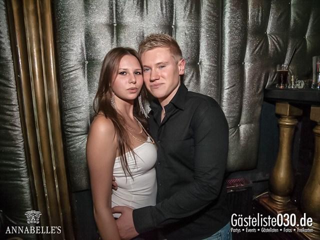 https://www.gaesteliste030.de/Partyfoto #26 Annabelle's Berlin vom 13.10.2012