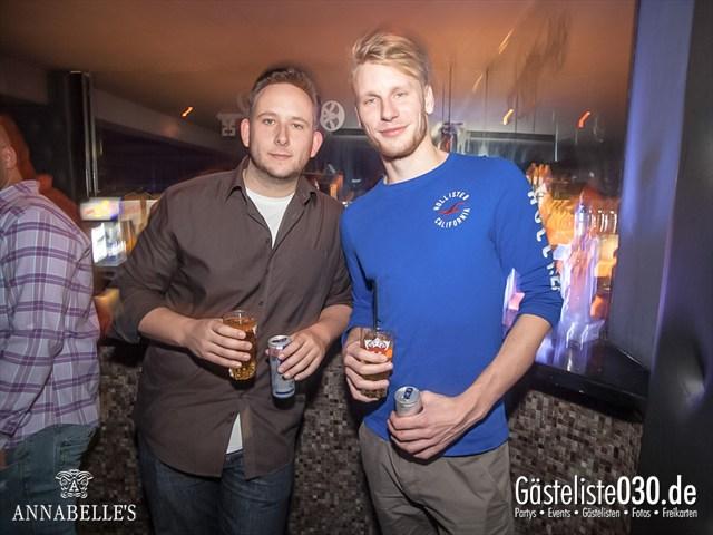 https://www.gaesteliste030.de/Partyfoto #58 Annabelle's Berlin vom 13.10.2012