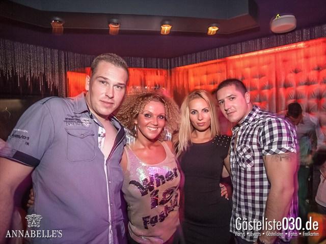 https://www.gaesteliste030.de/Partyfoto #43 Annabelle's Berlin vom 13.10.2012