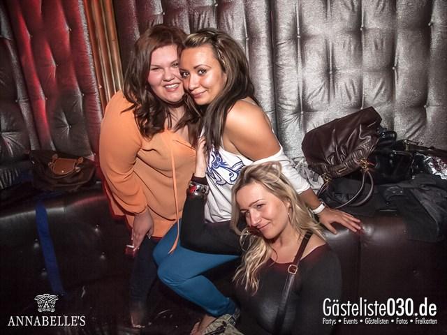 https://www.gaesteliste030.de/Partyfoto #47 Annabelle's Berlin vom 13.10.2012