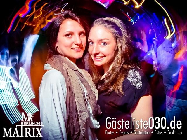https://www.gaesteliste030.de/Partyfoto #89 Matrix Berlin vom 30.04.2013