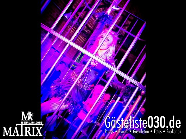 https://www.gaesteliste030.de/Partyfoto #110 Matrix Berlin vom 30.04.2013