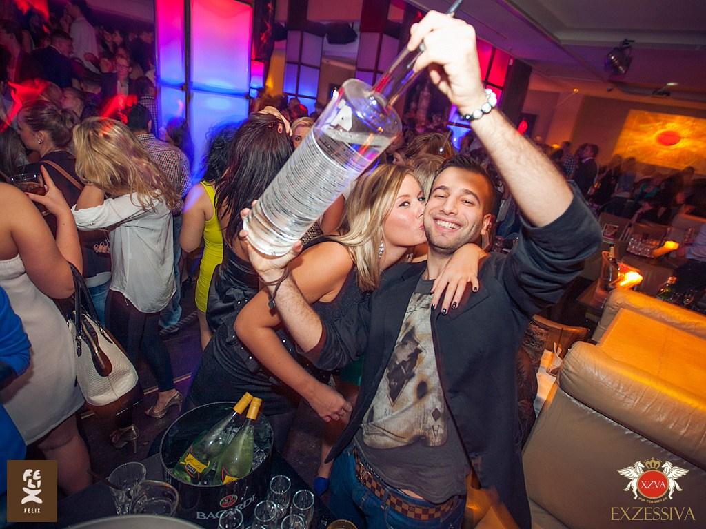 Partyfoto #50 Felix 03.11.2012 Exzessivas Party Animals at Felix