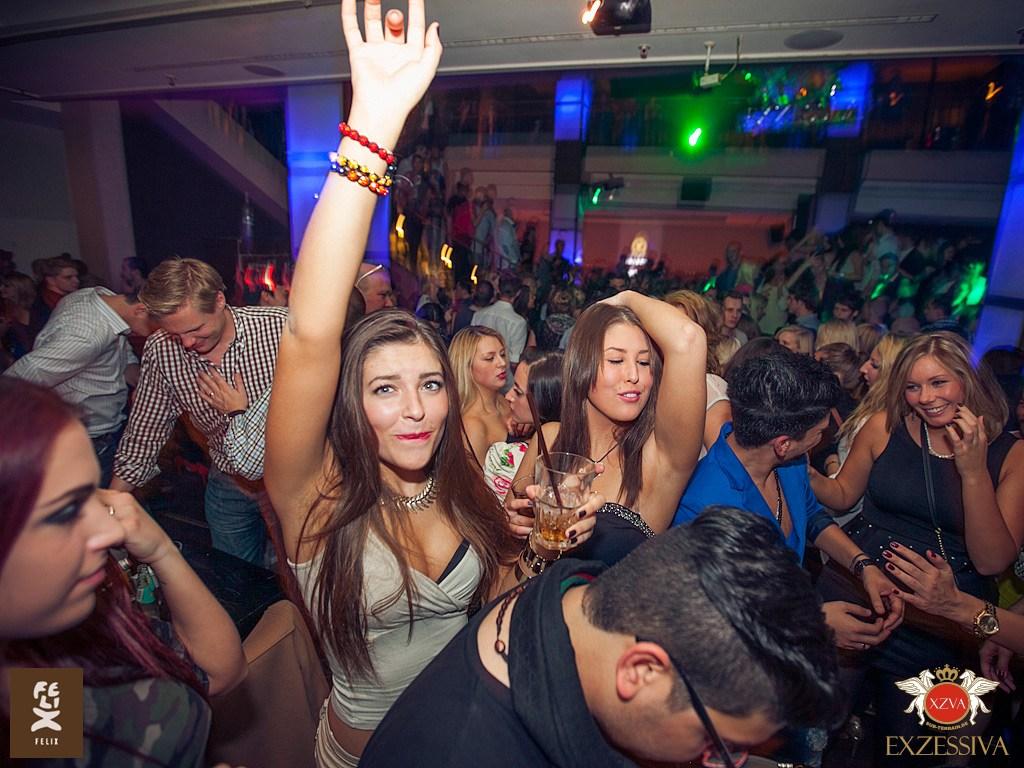 Partyfoto #49 Felix 03.11.2012 Exzessivas Party Animals at Felix