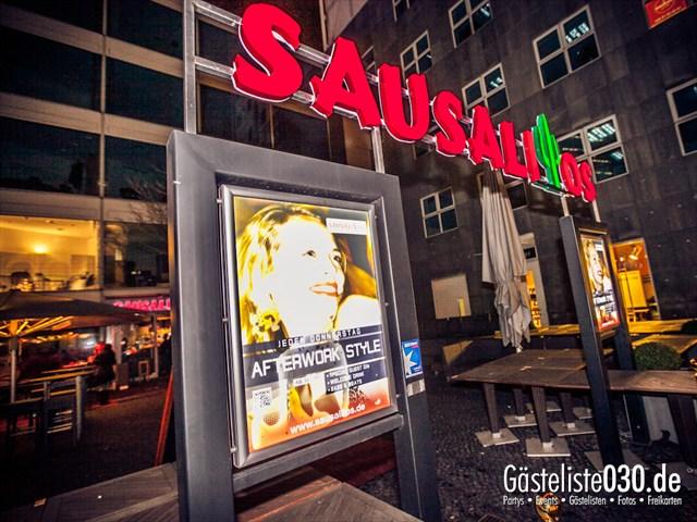 https://www.gaesteliste030.de/Partyfoto #52 Sausalitos Berlin vom 31.01.2013
