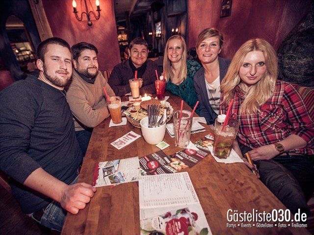 https://www.gaesteliste030.de/Partyfoto #16 Sausalitos Berlin vom 31.01.2013