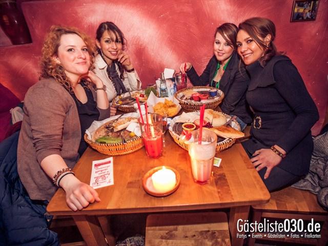 https://www.gaesteliste030.de/Partyfoto #14 Sausalitos Berlin vom 31.01.2013