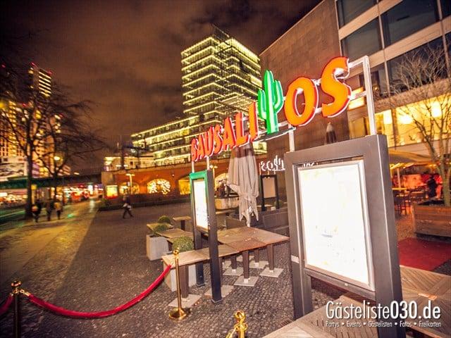 https://www.gaesteliste030.de/Partyfoto #3 Sausalitos Berlin vom 31.01.2013