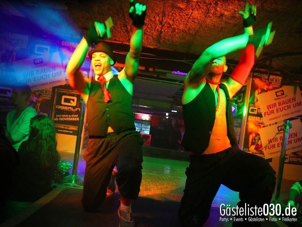 Partyfoto #49 Q-Dorf 19.09.2012 Abi Maniac