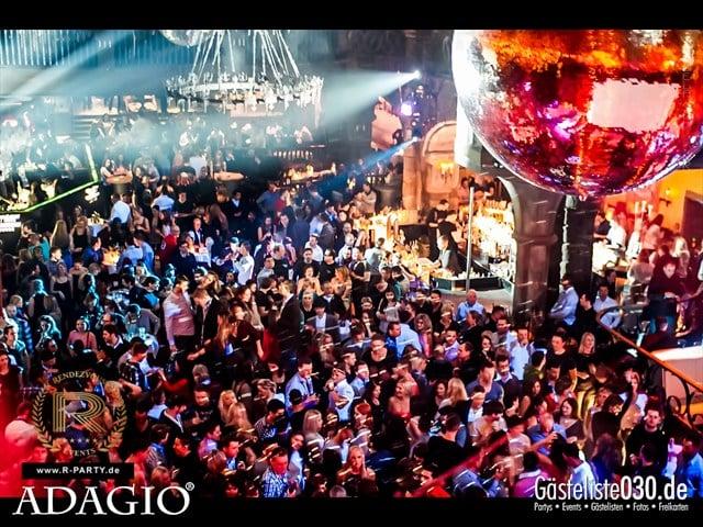 Partypics Adagio 23.03.2013 Rendezvous pres. Premium Party: Moscow Never Sleeps