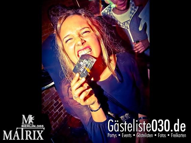 https://www.gaesteliste030.de/Partyfoto #13 Matrix Berlin vom 10.10.2012