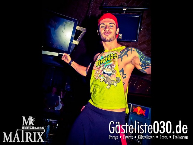 https://www.gaesteliste030.de/Partyfoto #33 Matrix Berlin vom 10.10.2012
