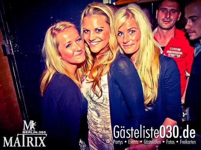 https://www.gaesteliste030.de/Partyfoto #102 Matrix Berlin vom 10.10.2012