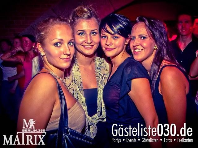 https://www.gaesteliste030.de/Partyfoto #37 Matrix Berlin vom 10.10.2012