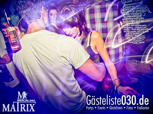 https://www.gaesteliste030.de/Partyfoto #49 Matrix Berlin vom 10.10.2012