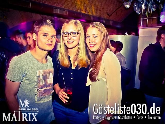https://www.gaesteliste030.de/Partyfoto #105 Matrix Berlin vom 10.10.2012