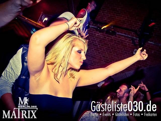 https://www.gaesteliste030.de/Partyfoto #39 Matrix Berlin vom 10.10.2012