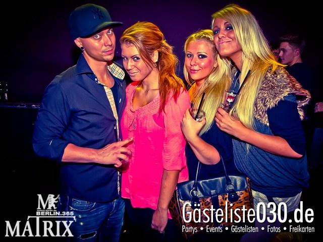 https://www.gaesteliste030.de/Partyfoto #64 Matrix Berlin vom 10.10.2012