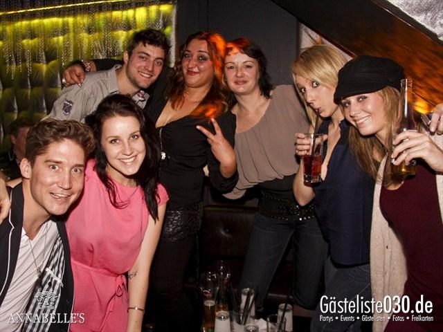 https://www.gaesteliste030.de/Partyfoto #103 Annabelle's Berlin vom 24.11.2012