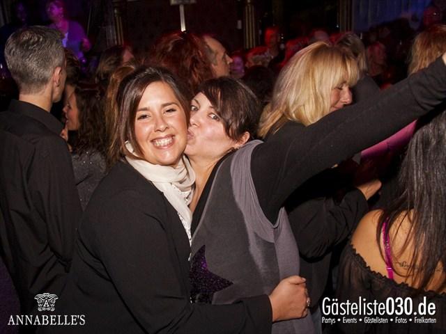 https://www.gaesteliste030.de/Partyfoto #105 Annabelle's Berlin vom 24.11.2012