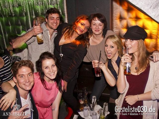 https://www.gaesteliste030.de/Partyfoto #104 Annabelle's Berlin vom 24.11.2012