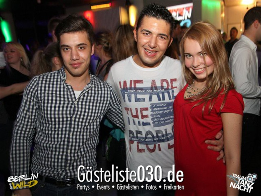 Partyfoto #51 E4 06.10.2012 Berlin Gone Wild  powered by 98.8 Kiss FM