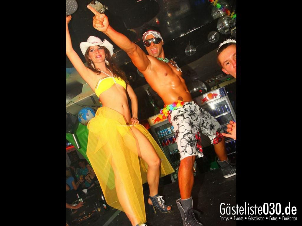 Partyfoto #49 Q-Dorf 10.08.2012 Hot Hot Summer