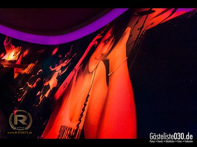 https://www.gaesteliste030.de/Partyfoto #65 Cascade Berlin vom 13.10.2012
