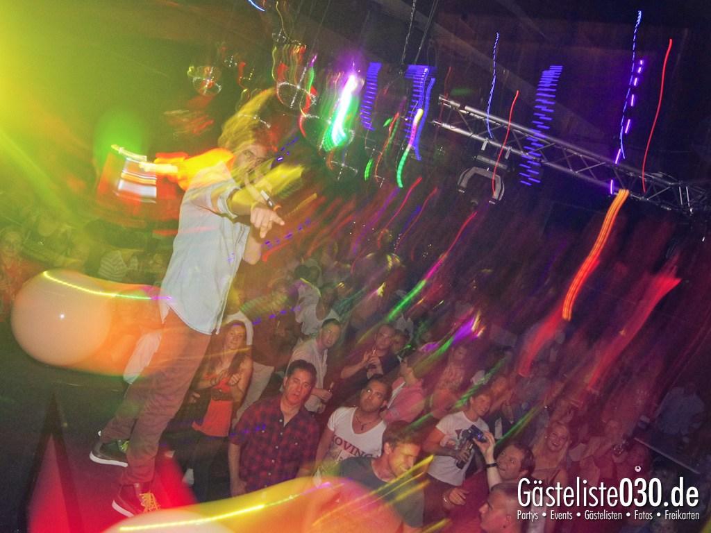 Partyfoto #48 Box Gallery 24.08.2012 MADE in Berlin