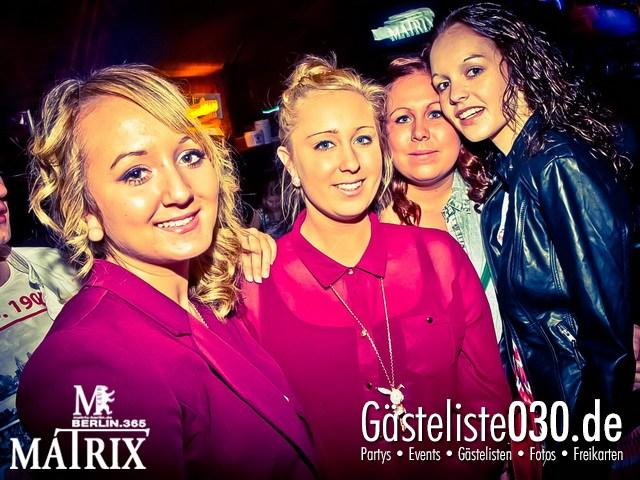 https://www.gaesteliste030.de/Partyfoto #67 Matrix Berlin vom 31.10.2012